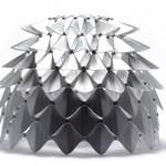 Lampa i aluminium - Erik Tidäng