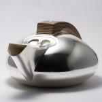 Duva - silverkanna för te och kaffe