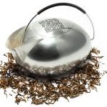 Silverkanna för te med egen hemsida - Erik Tidäng